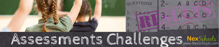 Asessment Challenges and Waht Teachers Saty, Online Asessments,Answer to challenges in online assessments,