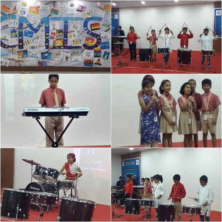 Children Playing Music World Music Day 2019