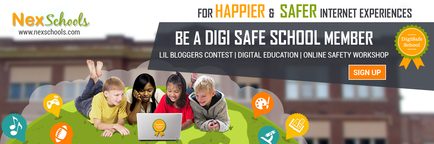 NexSchools Lil Bloggers Contest 2019 for kids and childre 8 to 18 years schools sign up now India, Pune Delhi Indore Bangalore Chennai Mumbai