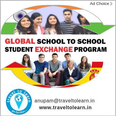 Student Exchange Program for Schools in India and Spain by Travel to Learn