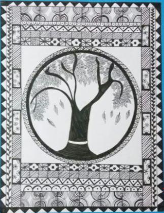 Sketch by Deepanshi
