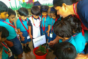CM International School World Environment Day NexSchools.com