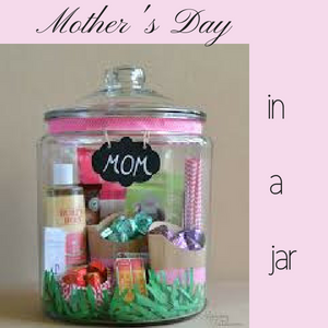 Mother's Day DIY Jar