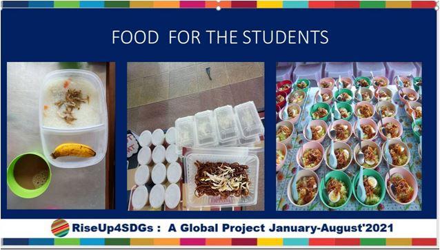 Food Suplementary, Nutrional Food in School Zero Hunger -SDG2
