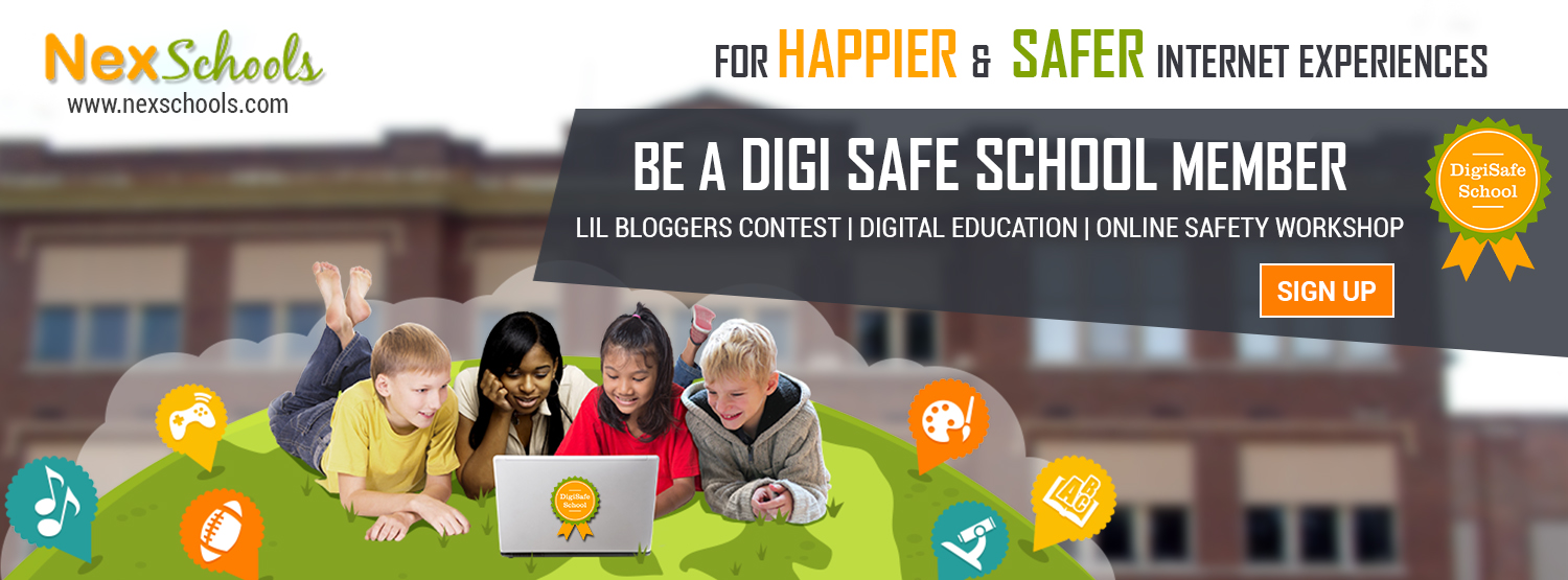 NexSchools Lil Bloggers Contest 2019 for kids 8 to 18 years