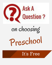 Have Question on Preschool