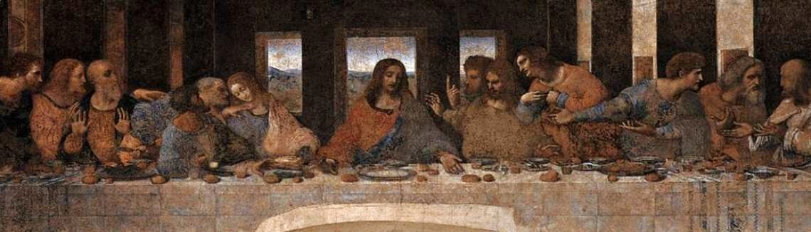 The Last Supper by Leonardo da Vinci NexSchools