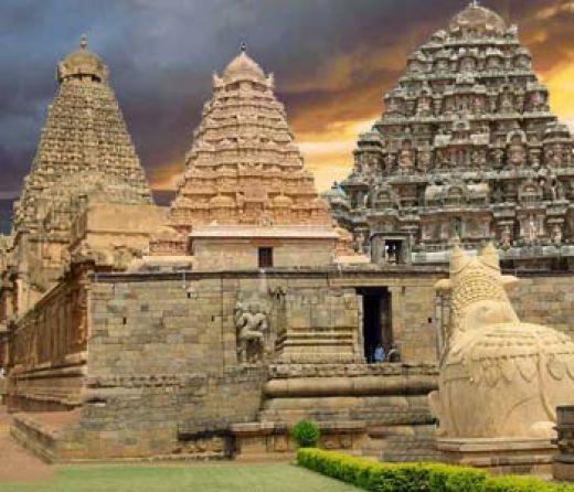 Ancient Indian Temple NexSchools