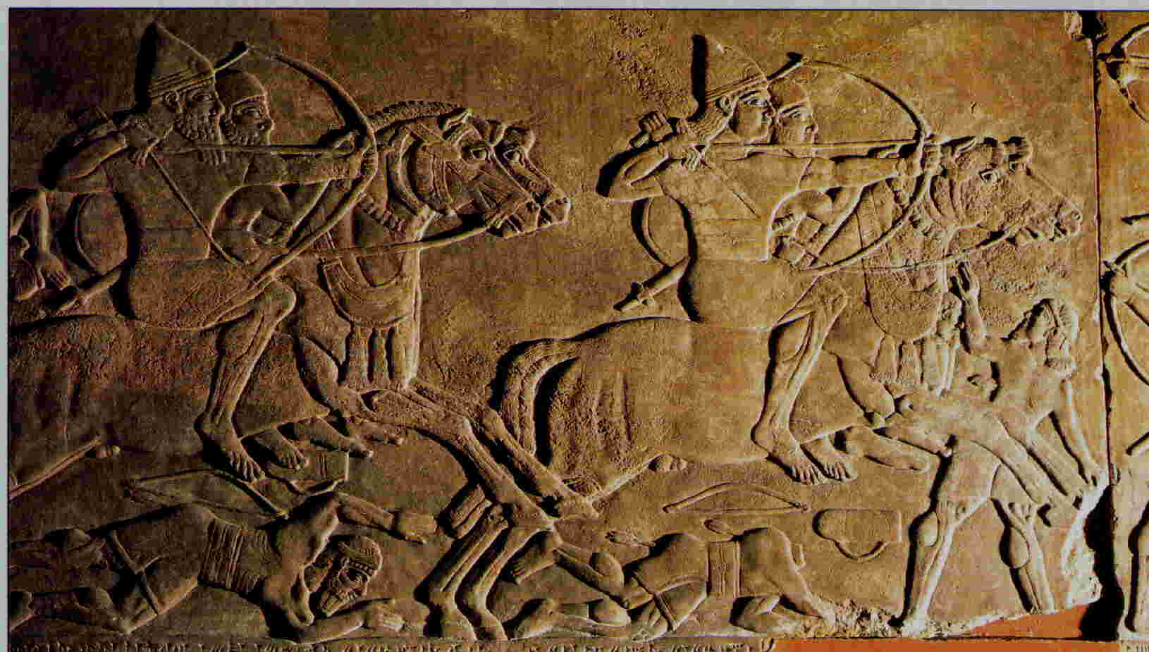 Assyrian Warriors on NexSchools